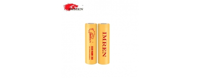 IMREN 3500mAh 30A battery 18650 Gold Li ion battery batteries high discharge rate